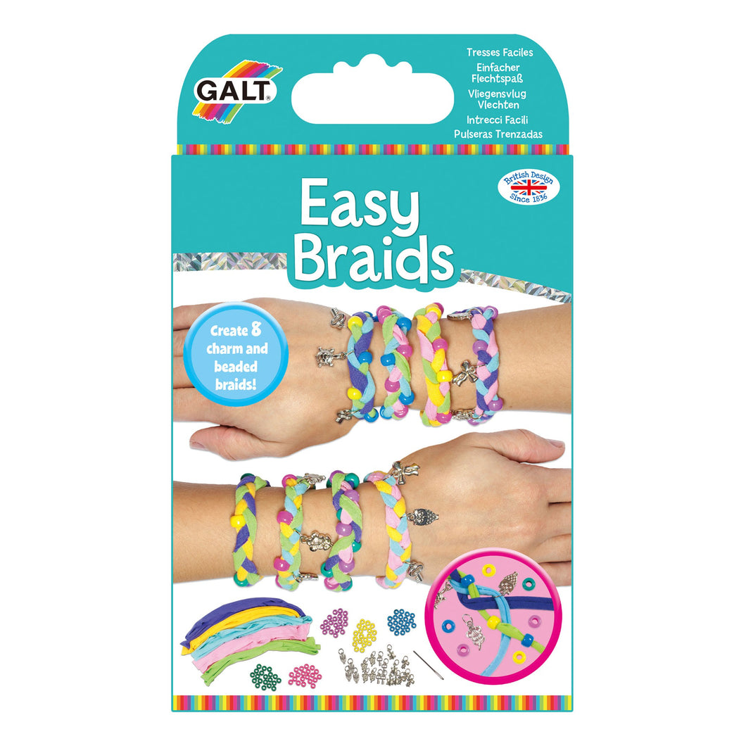 GALT Easy Braids - Derbyshire Gift Centre