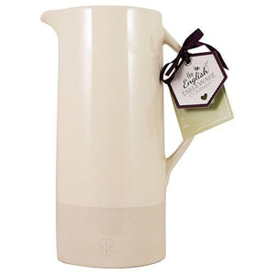 English Tableware Company Artisan Cream Jug - Large - Derbyshire Gift Centre