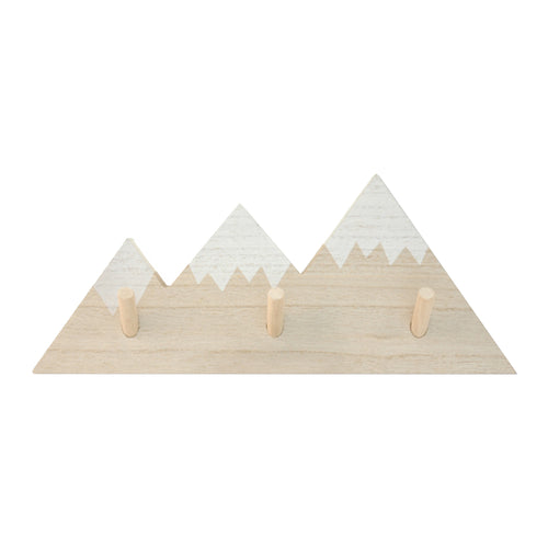 Wooden Mountain Pegboard - Derbyshire Gift Centre