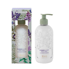 Load image into Gallery viewer, Heathecote & Ivory RHS Lavender Garden Body Lotion