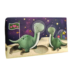 English Soap Company Mythical & Wonderful Soaps - Dinosaur - Derbyshire Gift Centre