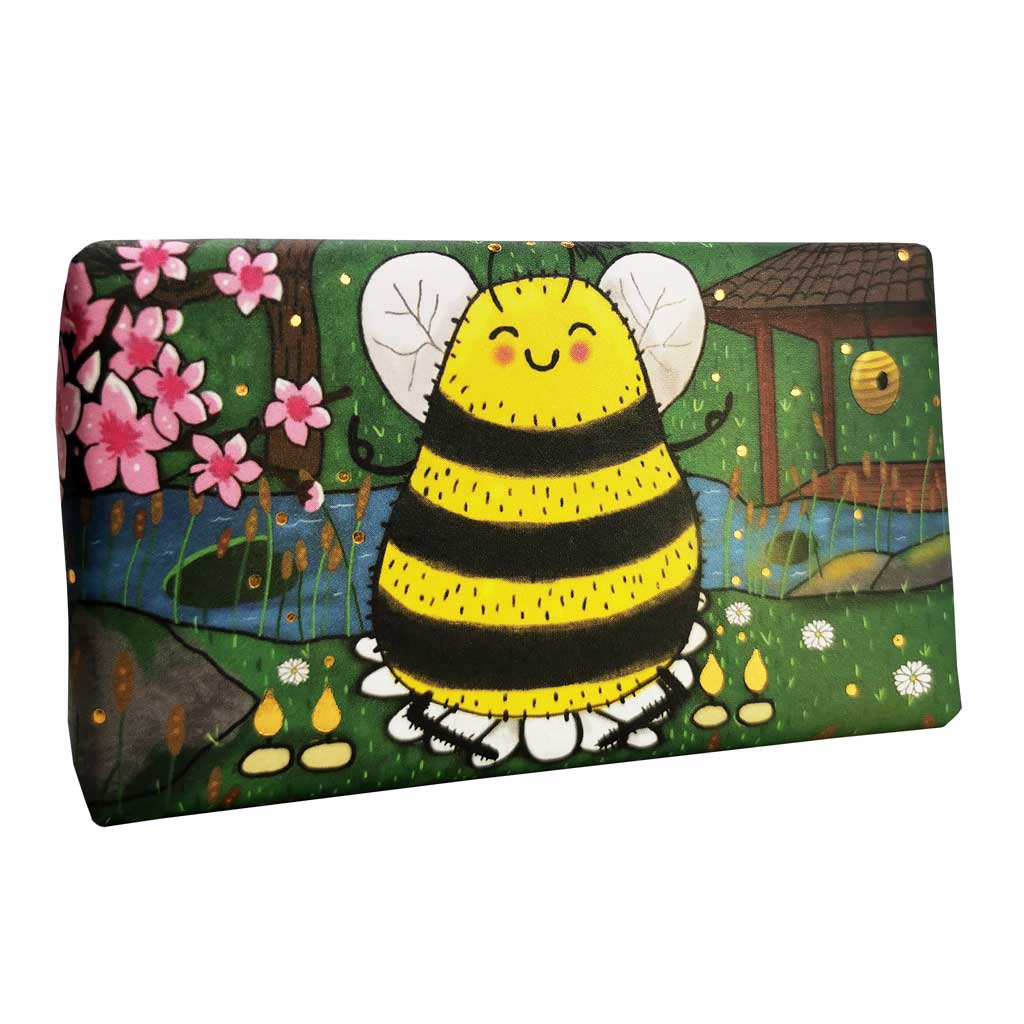 English Soap Company Mythical & Wonderful Soaps - Bumblebee - Derbyshire Gift Centre