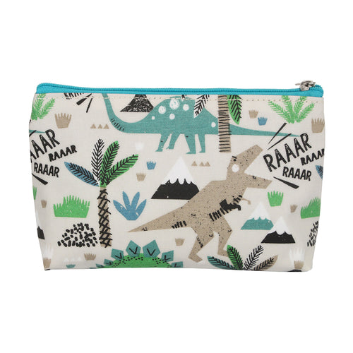 Gisela Graham Dinosaur Pencil Bag - Derbyshire Gift Centre