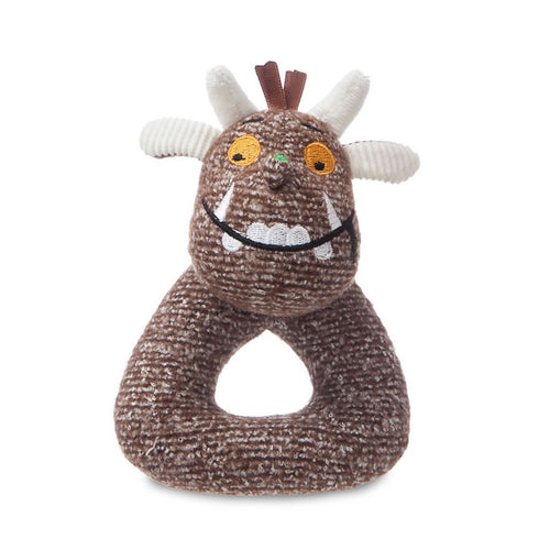 Gruffalo Baby Ring Rattle - Derbyshire Gift Centre