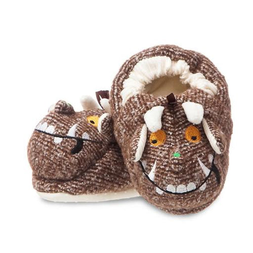 Gruffalo Baby Booties - Derbyshire Gift Centre