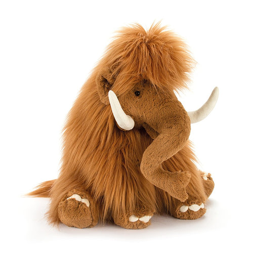Jellycat Little Maximus Mammoth - Derbyshire Gift Centre
