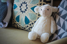 Load image into Gallery viewer, Jellycat Bashful Lamb - Various Sizes - Derbyshire Gift Centre