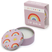 Load image into Gallery viewer, 'Somewhere Over The Rainbow' Lip Balm - Grape