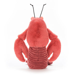 Jellycat Larry Lobster - Derbyshire Gift Centre