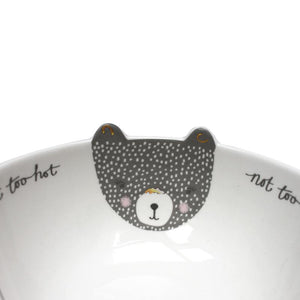 Baby Bear Bowl & Gift Box - Derbyshire Gift Centre