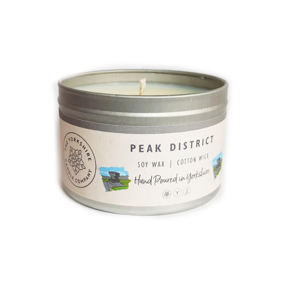 Yorkshire Candle Company - Peak District
