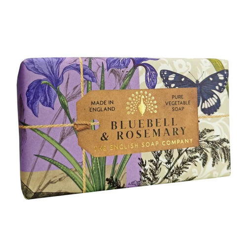 English Soap Company - Bluebell & Rosemary Handsoap - Derbyshire Gift Centre
