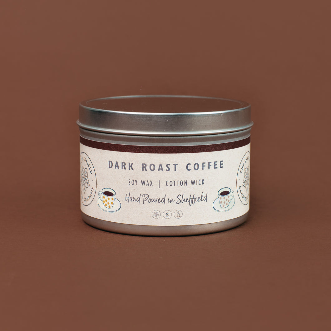 Yorkshire Candle Company - Dark Roast Coffee