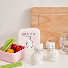 Load image into Gallery viewer, Sass & Belle Cutie Cat Salt & Pepper Shakers - Derbyshire Gift Centre
