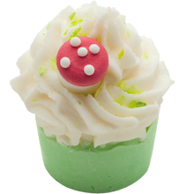Load image into Gallery viewer, Bomb Cosmetics Cupcake Bath Mallow - Away With The Fairies - Derbyshire Gift Centre