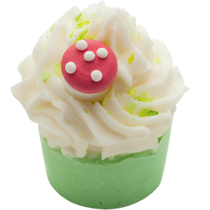 Bomb Cosmetics Cupcake Bath Mallow - Away With The Fairies - Derbyshire Gift Centre