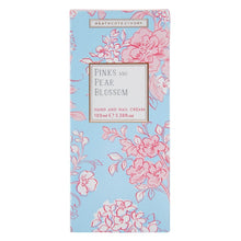 Load image into Gallery viewer, Heathcote & Ivory 'Pinks & Pear Blossom' Hand & Nail Cream - Derbyshire Gift Centre
