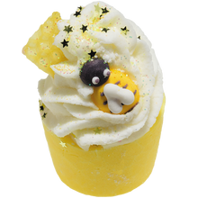 Load image into Gallery viewer, Bomb Cosmetics Cupcake Bath Mallow - Honey I'm Home