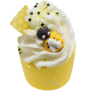 Bomb Cosmetics Cupcake Bath Mallow - Honey I'm Home
