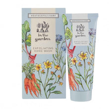 Load image into Gallery viewer, Heathcote & Ivory 'In the Garden' - Exfoliating Hand Wash - Derbyshire Gift Centre