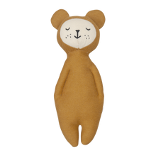 Load image into Gallery viewer, Fabelab Soft Rattle - Bear - Derbyshire Gift Centre