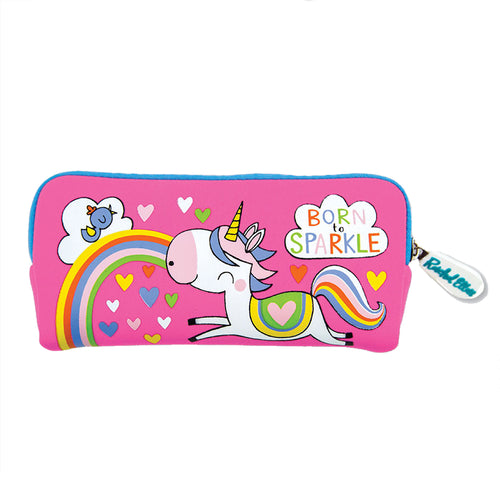 Rachel Ellen Unicorn Pencil Case - Large - Derbyshire Gift Centre