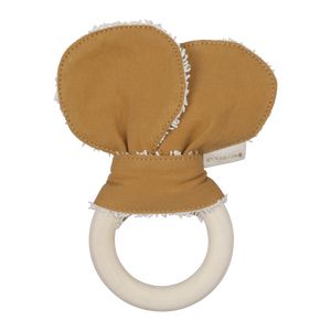 Fabelab Animal Teether - Bear - Derbyshire Gift Centre