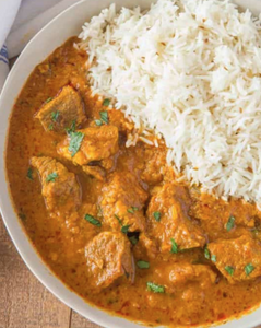 South Hill Kitchen: Sweet Lamb Curry - Single serve