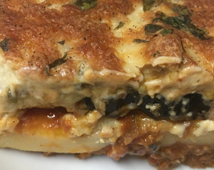 The Loch: Traditional Moussaka – Serves 1 - 2