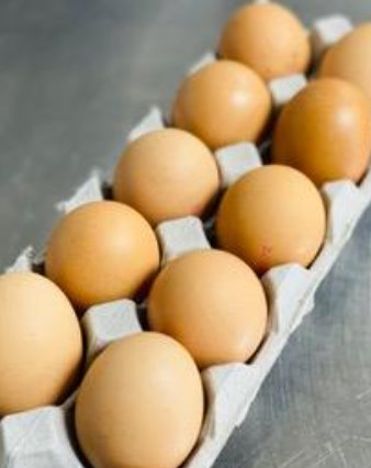 South Hill Kitchen : Free Range Eggs - Tray of 10 (60mg)