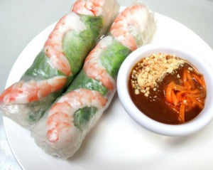 Ms Pho: Vietnamese Rice Paper Rolls - Chicken - Single Serve