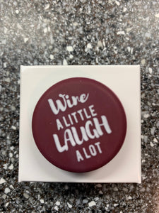 Wine Caps - No More Leaking
