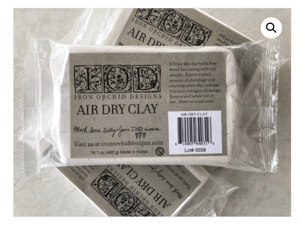 Air Dry Paper Clay