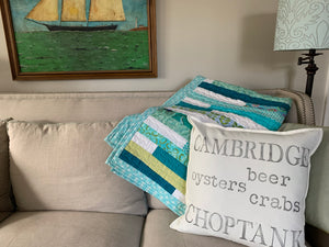 Cambridge Themed Pillow