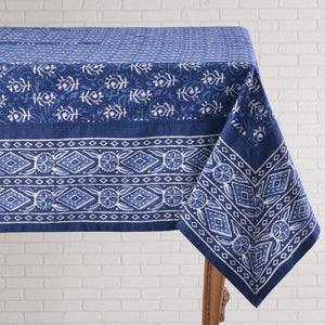 Tablecloth - Tonk Indigo  - 2 sizes