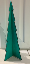 Load image into Gallery viewer, Wood Trees - Tannenbaum