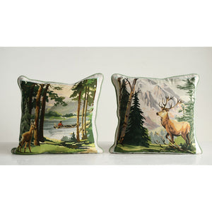 Pillow - Hunt Scene