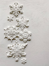 Load image into Gallery viewer, Snowflakes - Mould