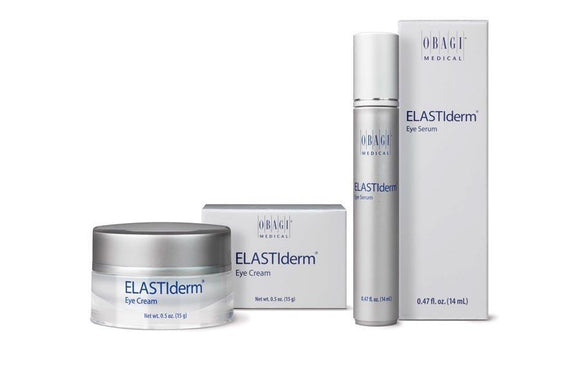 Obagi Elastiderm Eye Cream + Eye Complex Serum