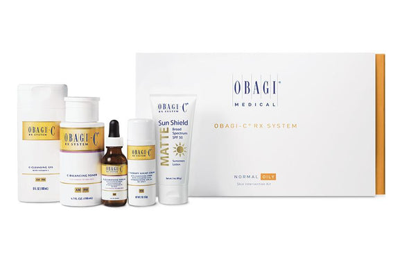 Obagi-C Fx System For Normal to Dry