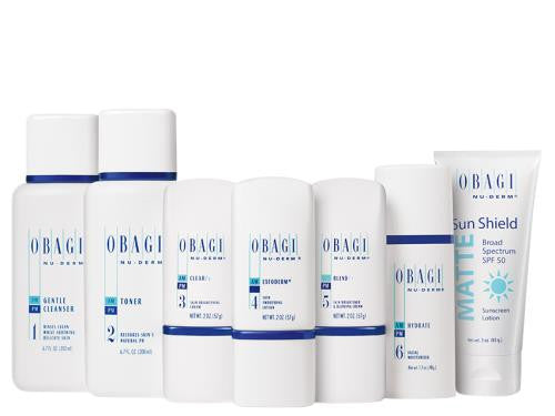 Obagi Nu-Derm Fx System - Normal to Dry - Special Offer