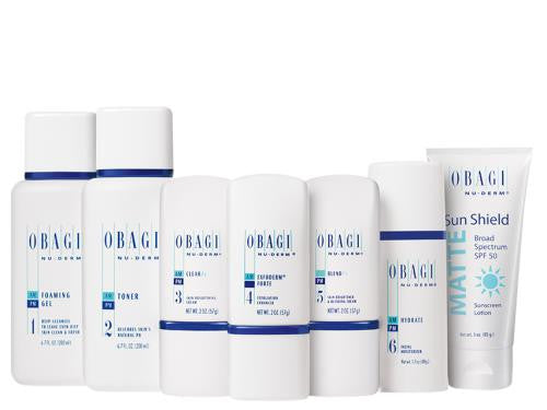 Obagi Nu-Derm Fx System - Normal to Oily  -  Special Offer