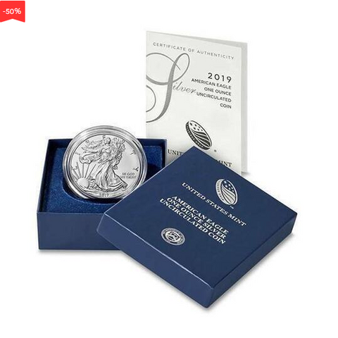 2006-2020 American 1-Ounce Eagle Brilliant Uncirculated