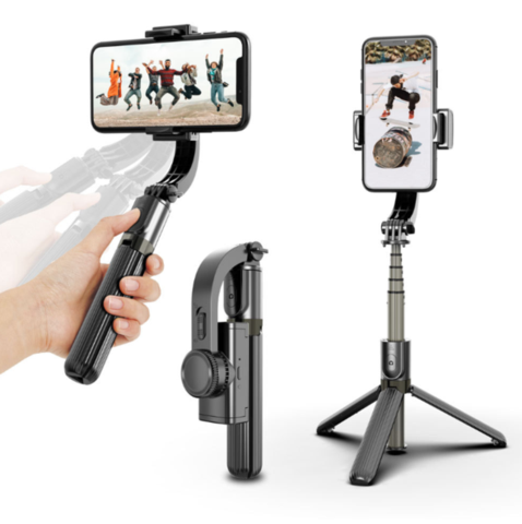 3-Axis handheld selfie stick