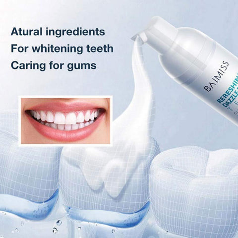 【Last Day 40% OFF】 Intensive Stain Removal Whitening Toothpaste