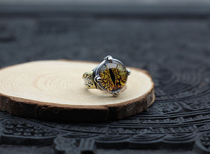 The Symbolization Of Dragon Ring