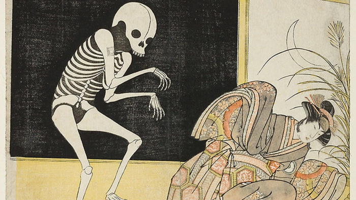 All Souls & Halloween: Death in Art