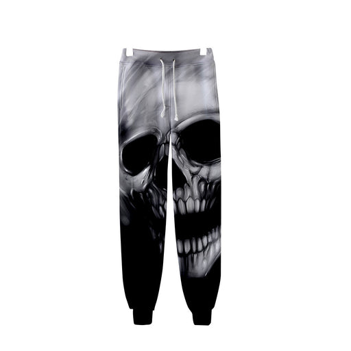 Skull  Graphic Hero Demon Jogger