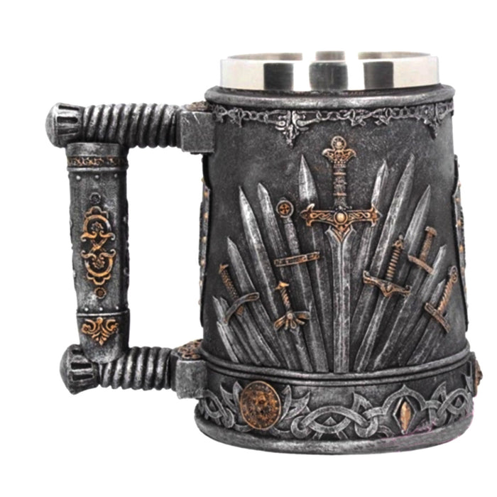 Medieval wine cup King's sword cup Exquisite hand-painted workmanship King game of thrones