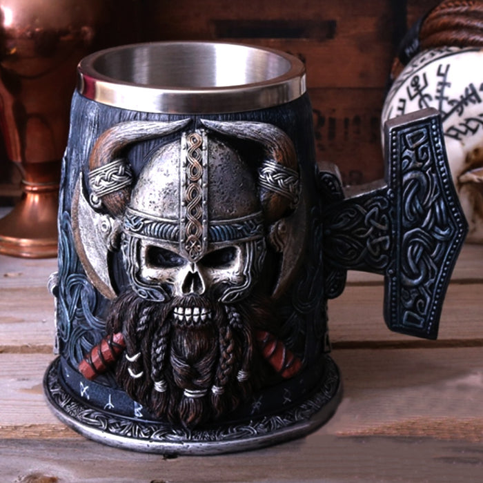 Game of Thrones Medieval Blackjack Viking Beer Mug